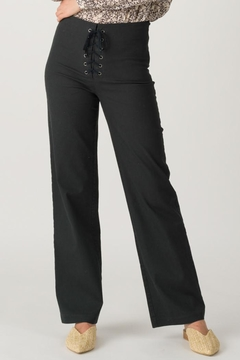 Margaret O'Leary Lace Up Pant - Product List Image