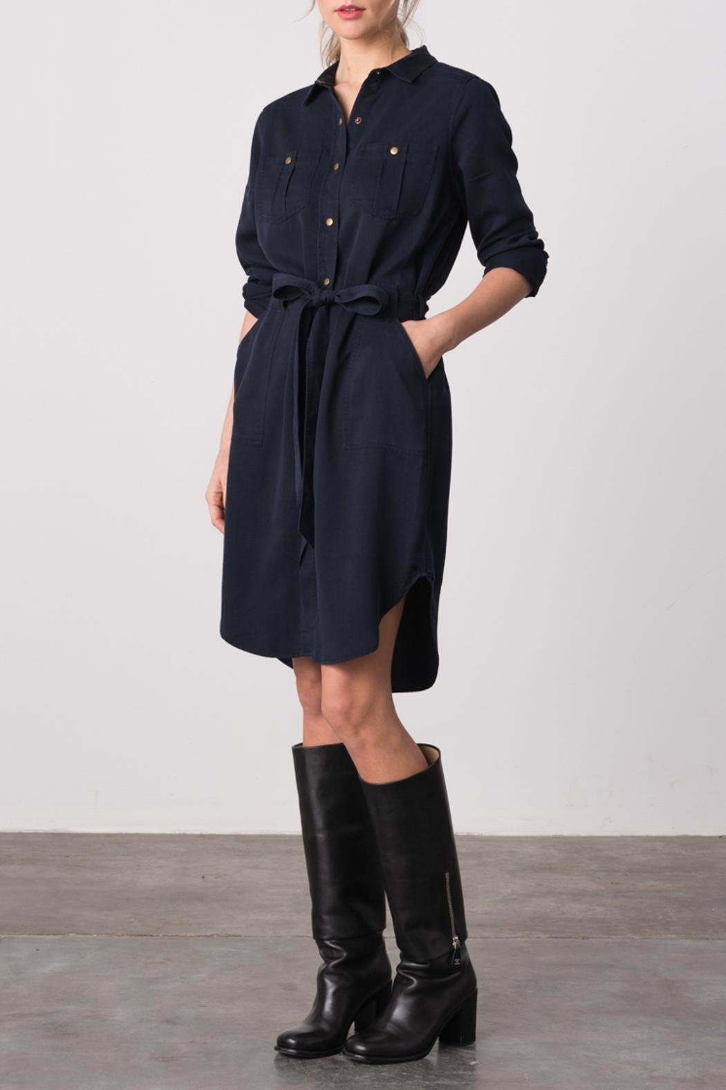 Margaret O'Leary Lauren Dress - Front Cropped Image