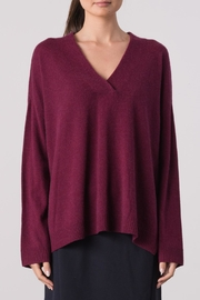 Margaret O'Leary Lilith V Neck Top - Product Mini Image