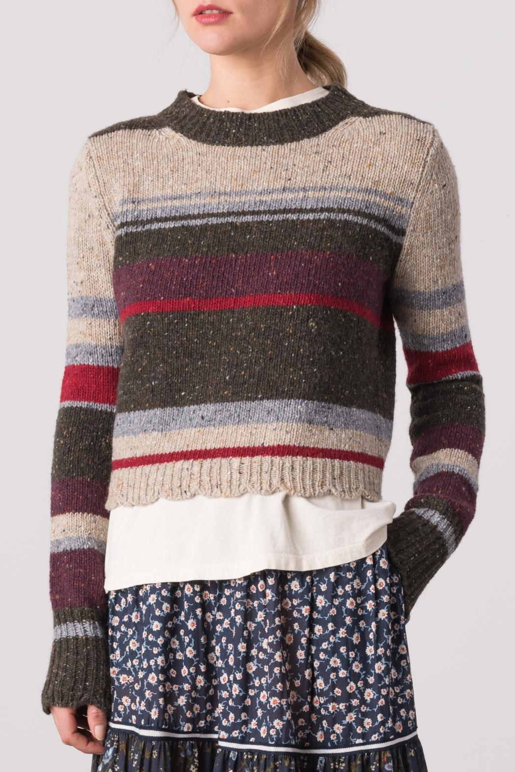 Margaret O'Leary Lindsay Pullover - Main Image