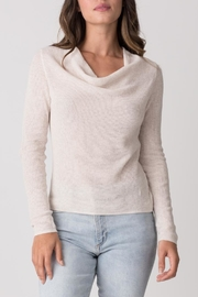 Margaret O'Leary Longsleeve Thermal Cowl - Front cropped