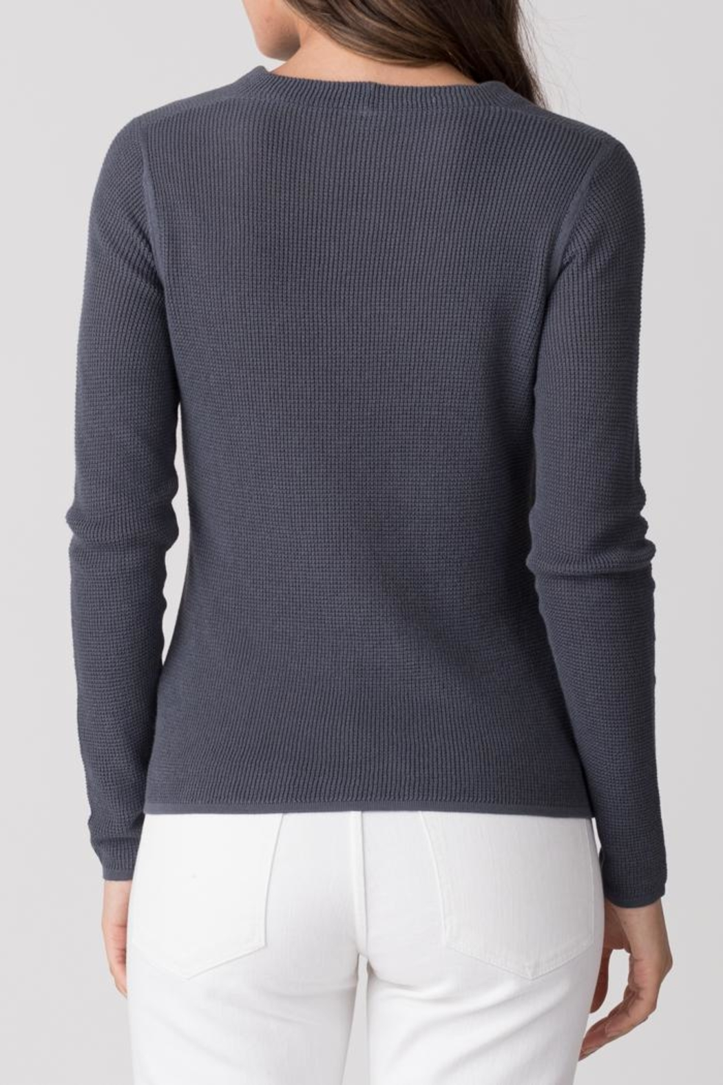 Margaret O'Leary Longsleeve Thermal Cowl - Side Cropped Image