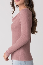 Margaret O'Leary Longsleeve Thermal Cowl - Side cropped