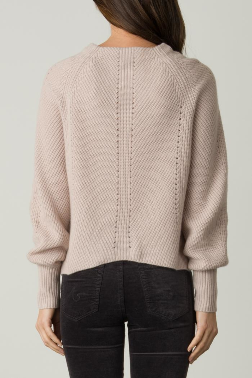 Margaret O'Leary Madeline Pullover - Front Full Image