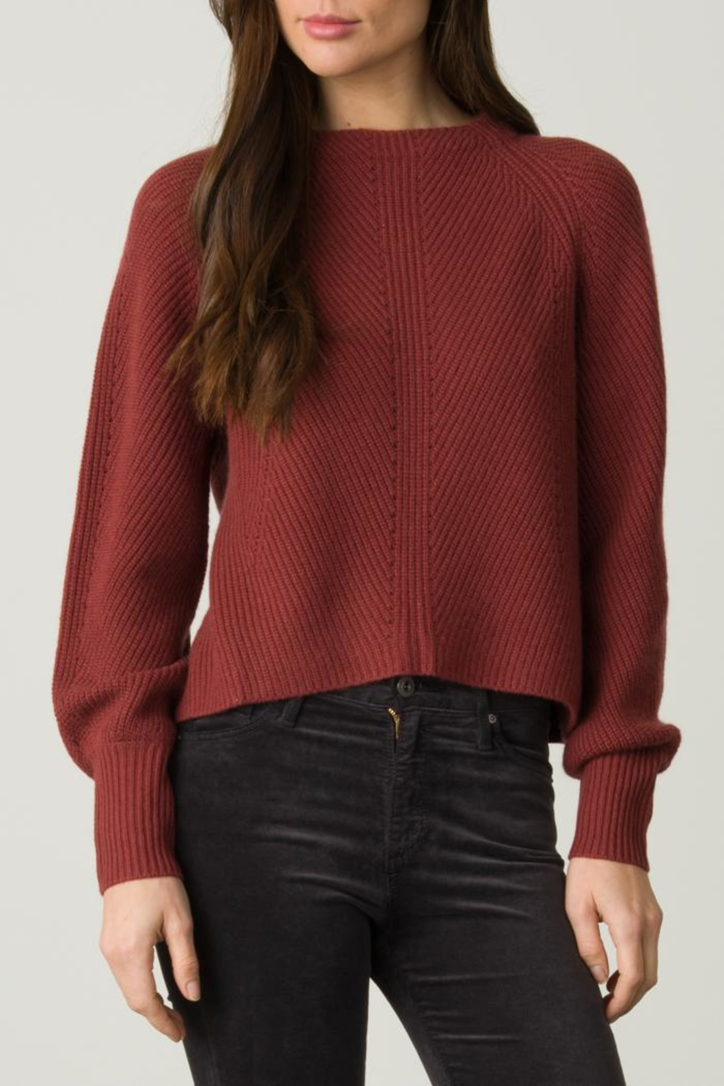Margaret O'Leary Madeline Pullover - Front Cropped Image