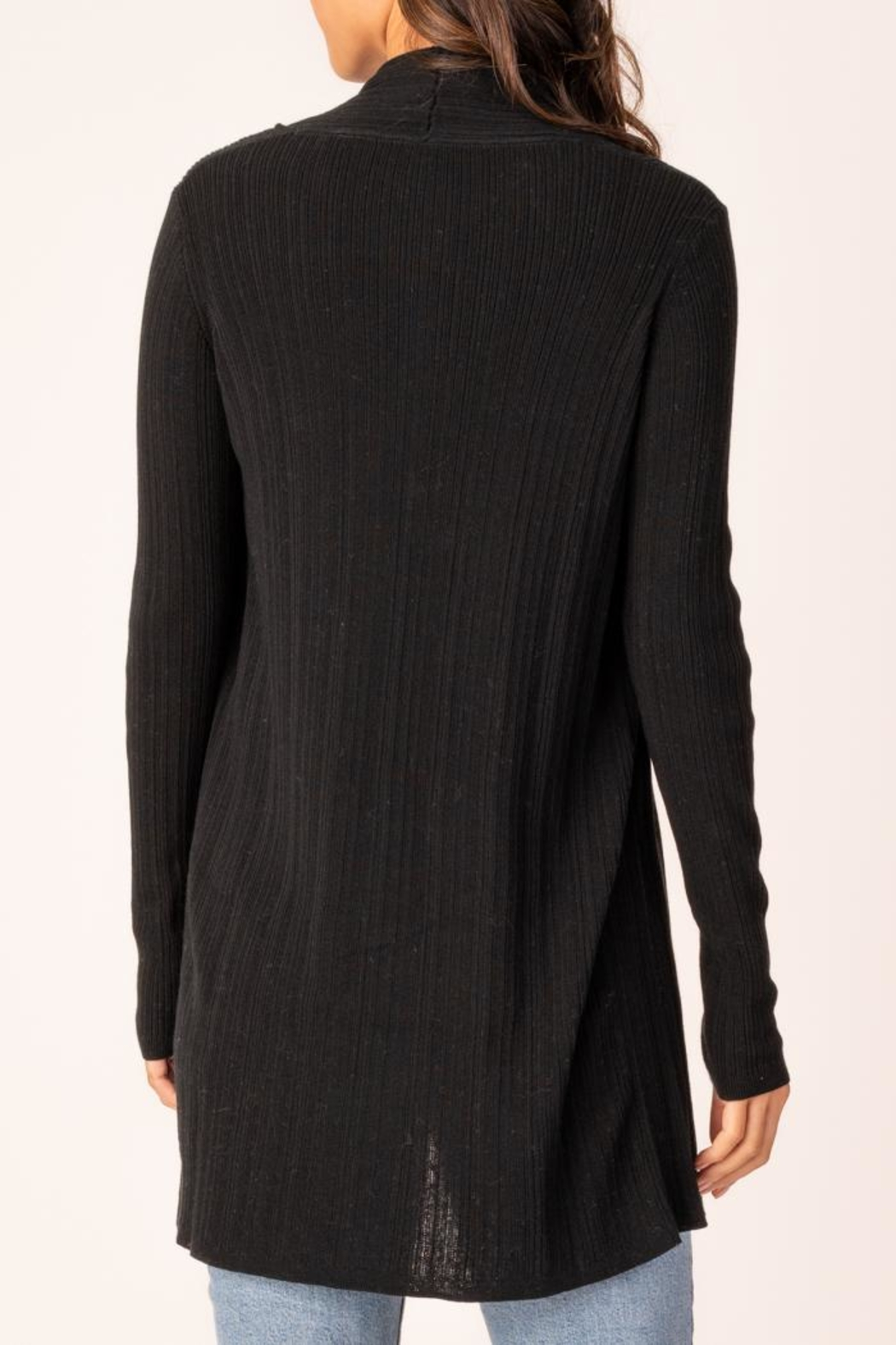 Margaret O'Leary Marcia Rib Duster - Side Cropped Image