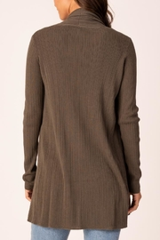 Margaret O'Leary Marcia Rib Duster - Front full body