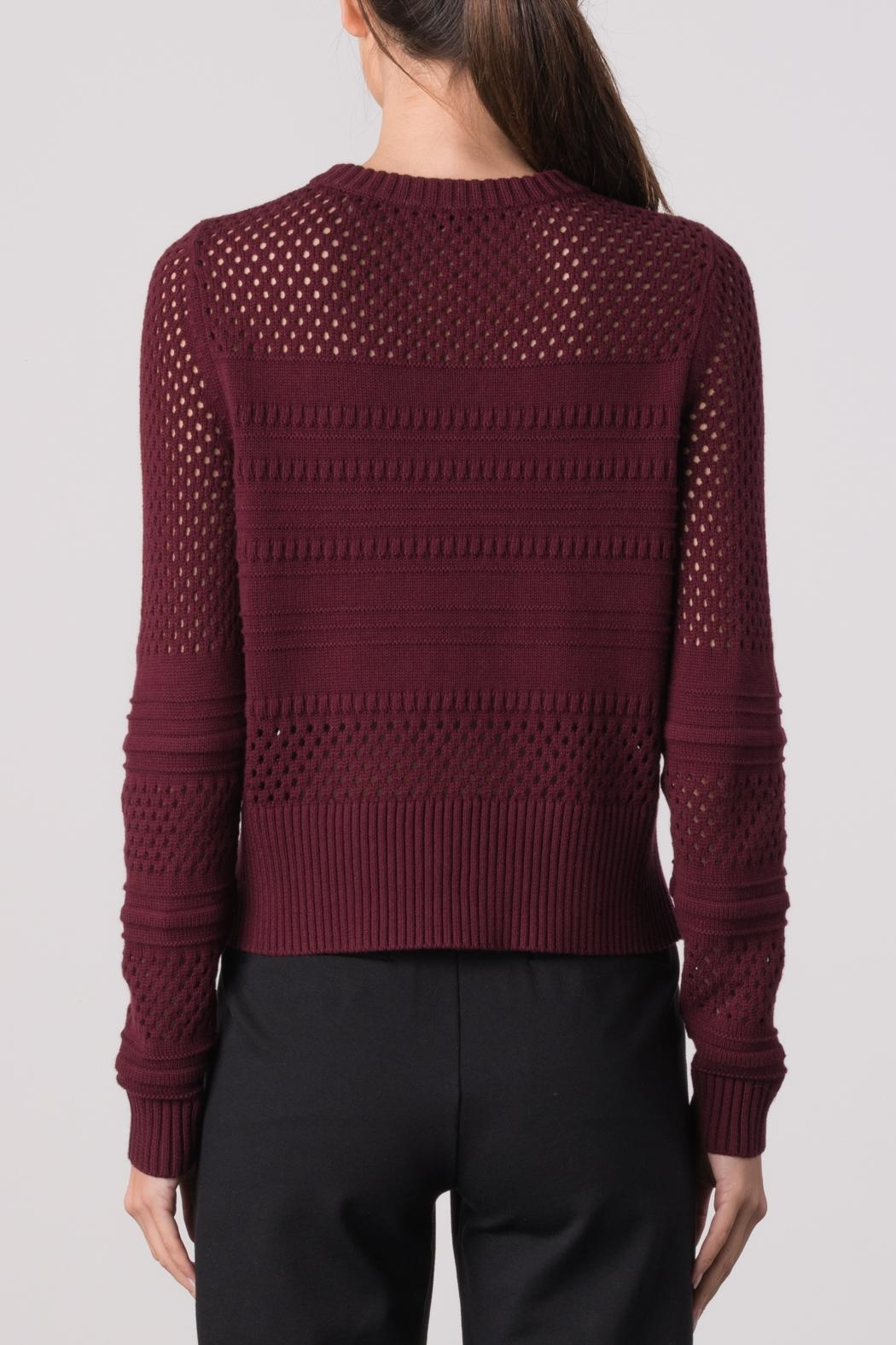Margaret O'Leary Marna Pullover - Side Cropped Image