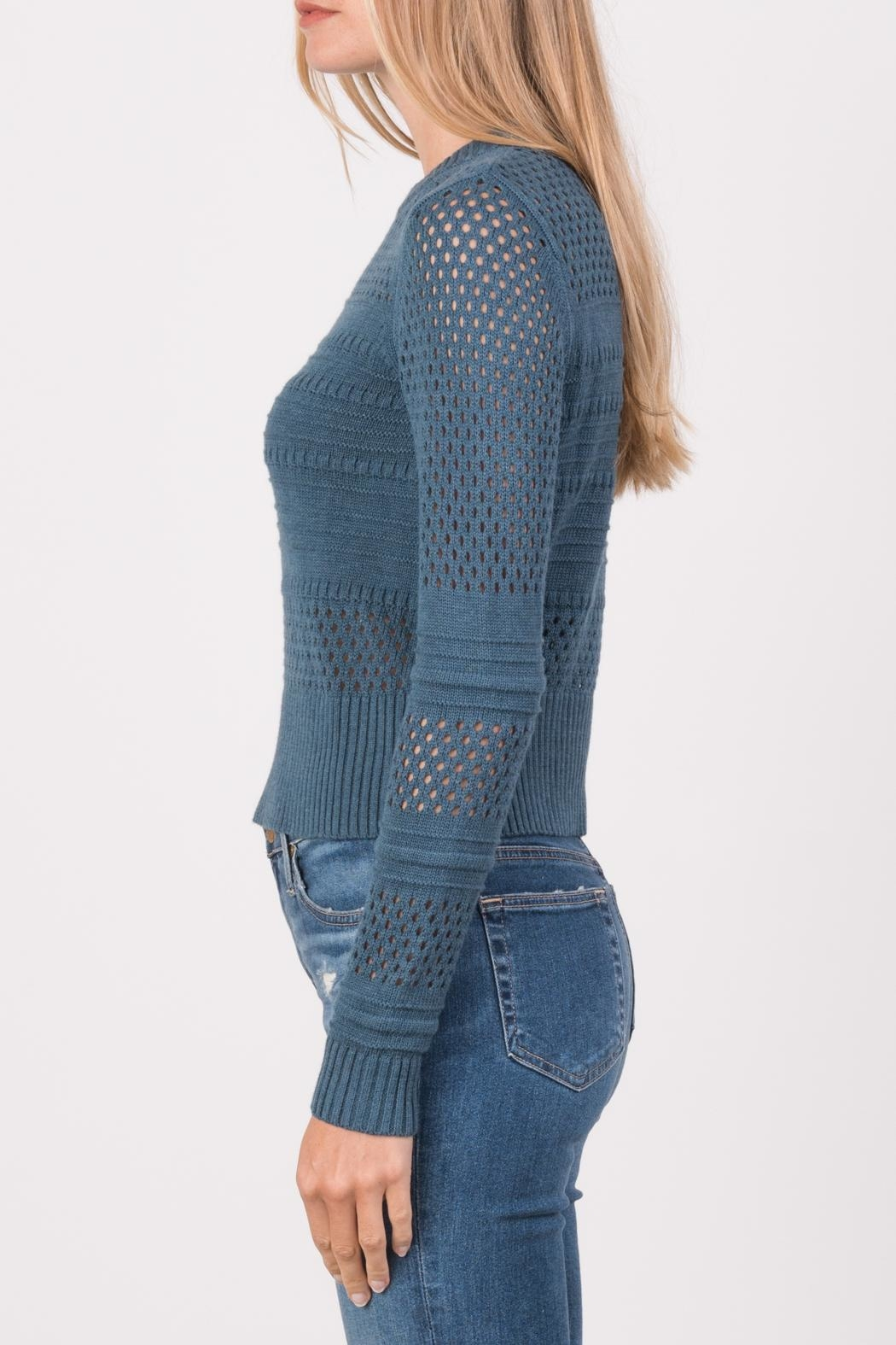 Margaret O'Leary Marna Pullover - Front Full Image