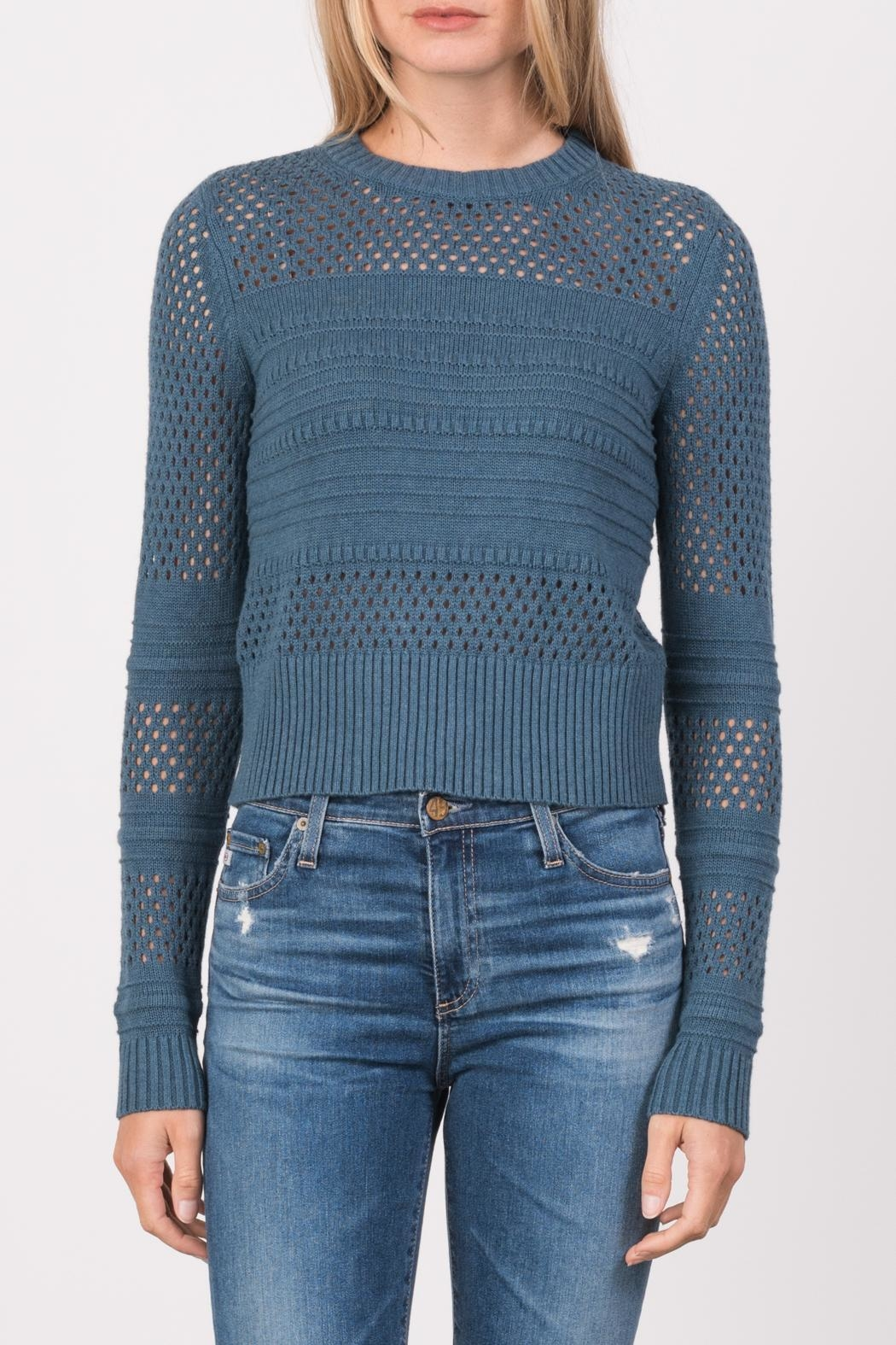 Margaret O'Leary Marna Pullover - Front Cropped Image