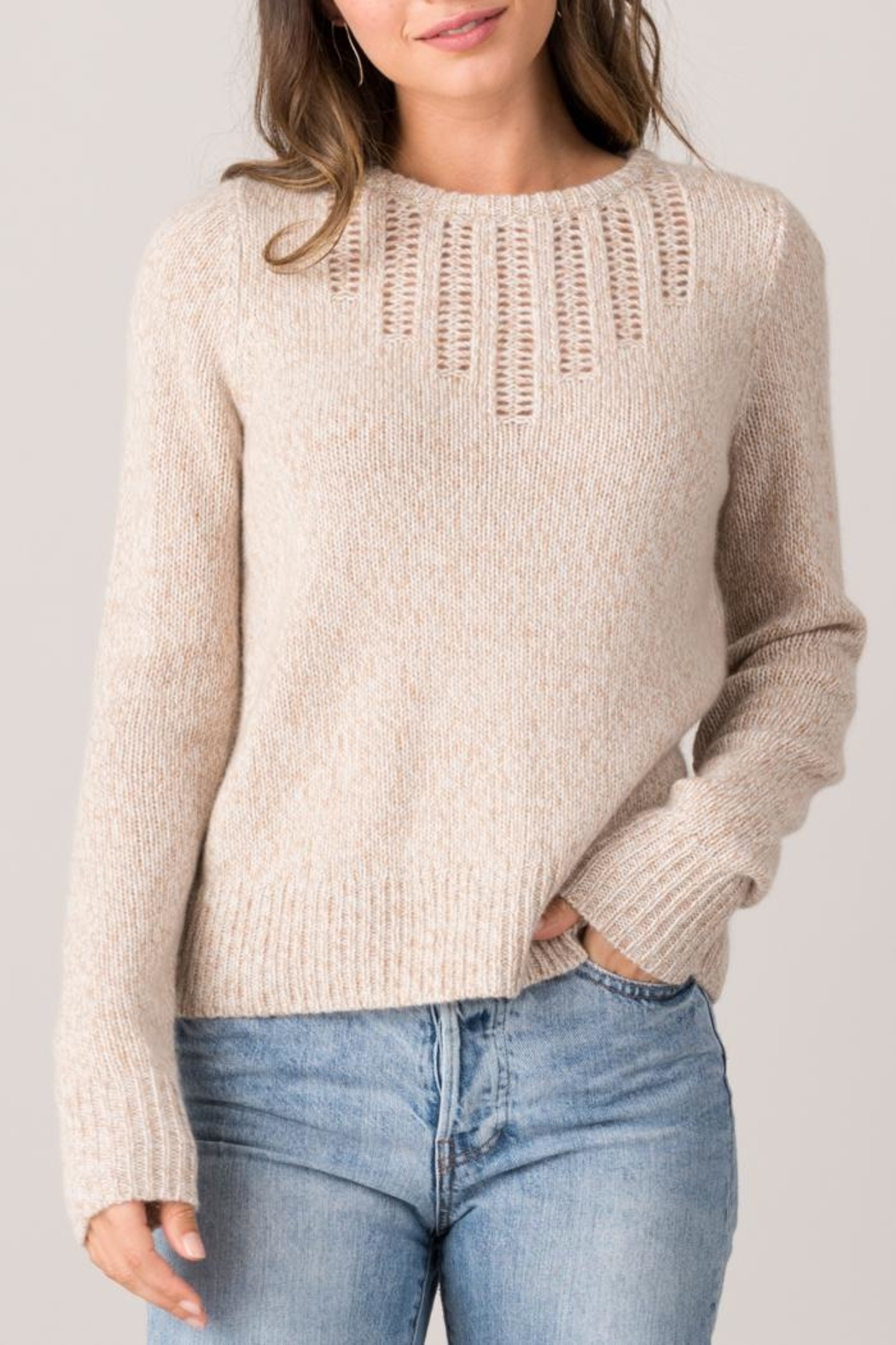 Margaret O'Leary Maureen Sweater - Front Cropped Image