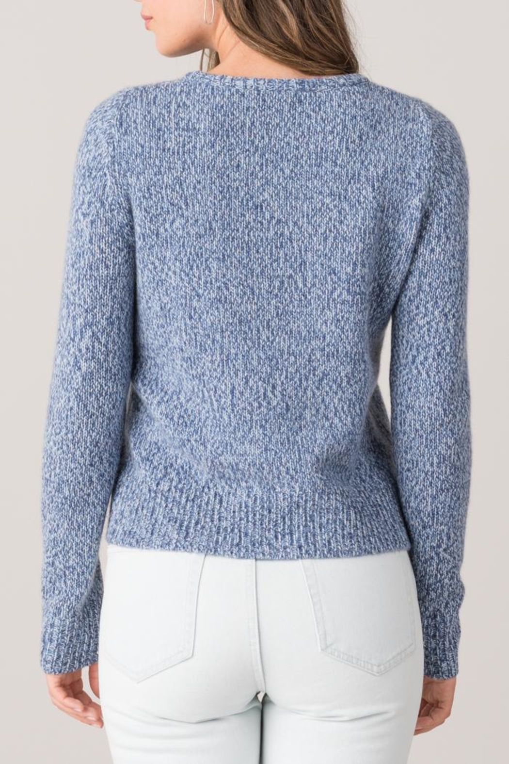 Margaret O'Leary Maureen Sweater - Front Full Image