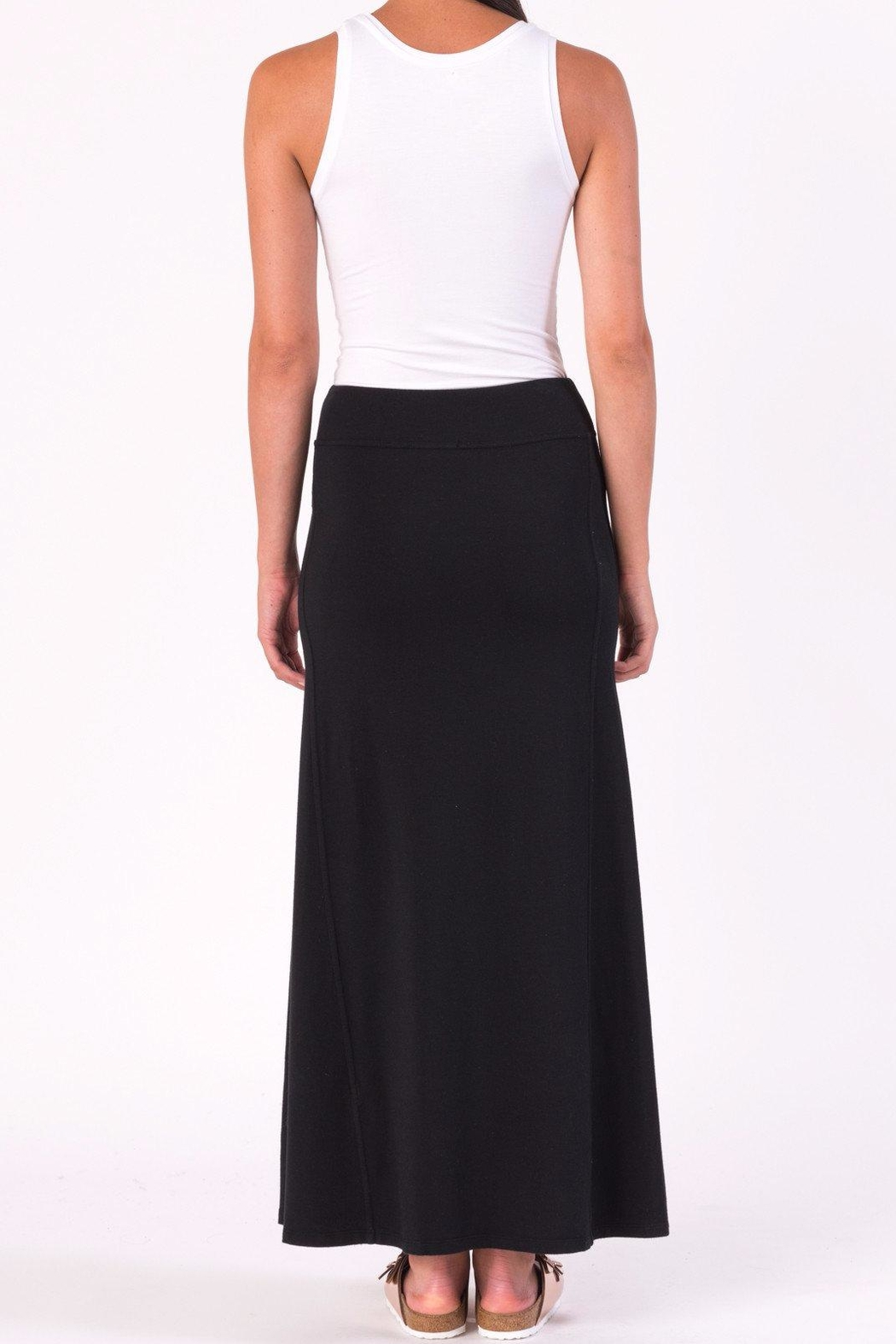 Margaret O'Leary Maxi Panel Skirt - Side Cropped Image