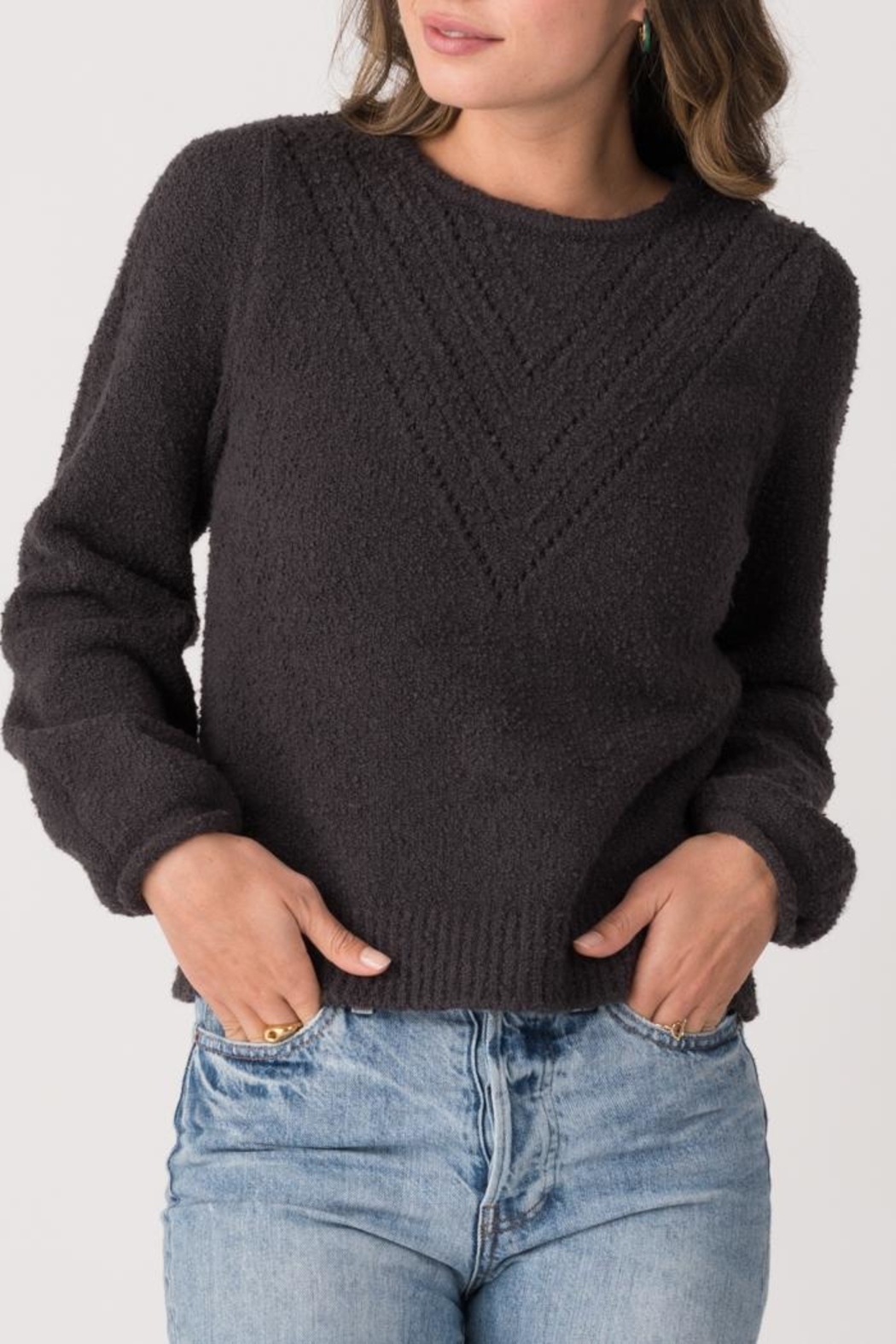 Margaret O'Leary Melody Pullover - Front Cropped Image