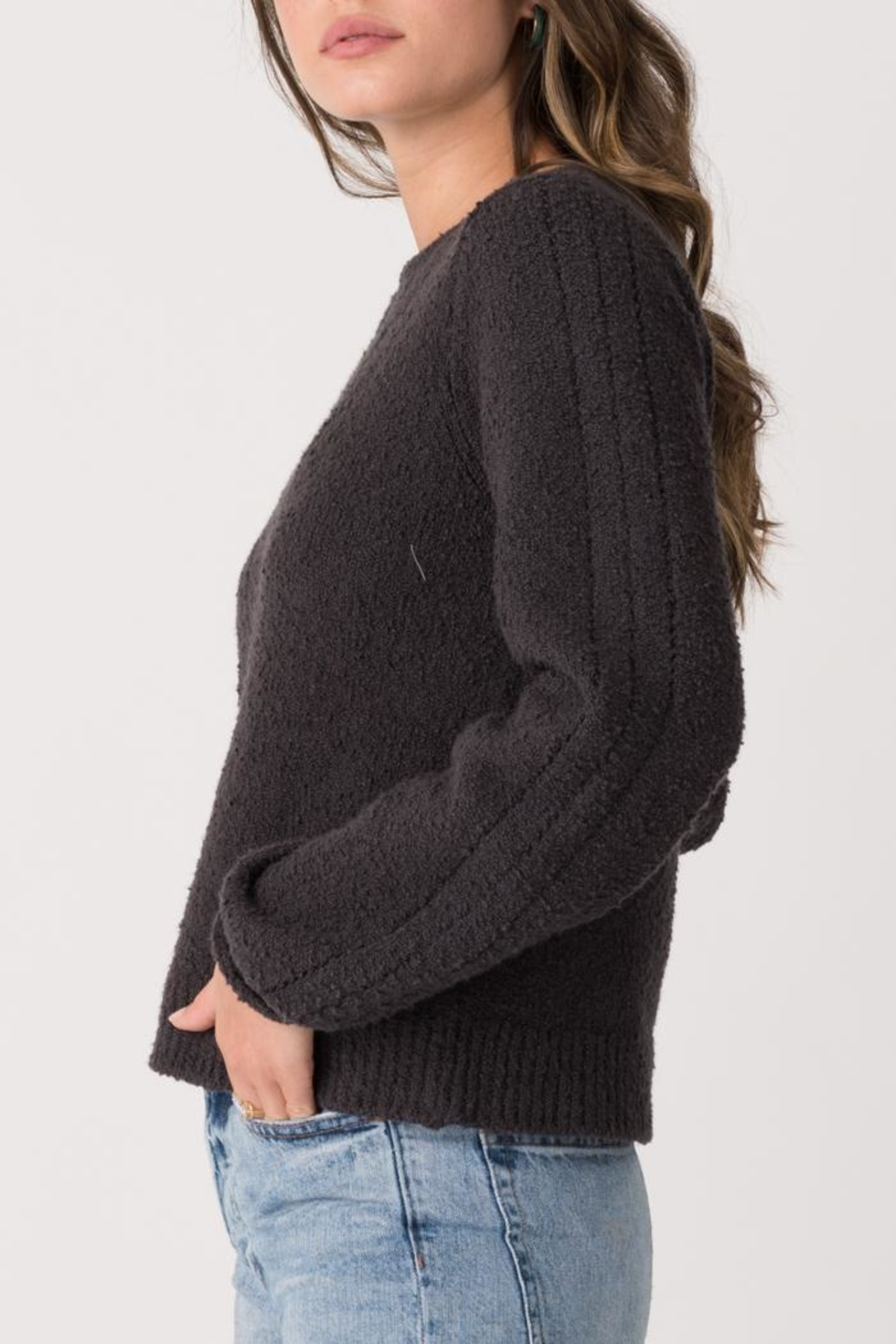 Margaret O'Leary Melody Pullover - Front Full Image