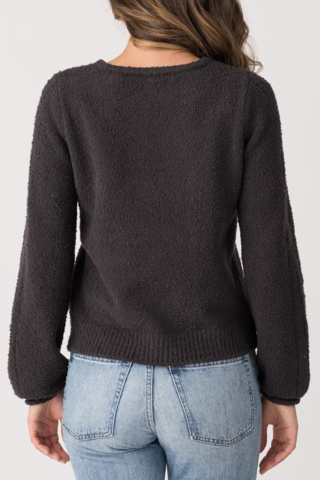 Margaret O'Leary Melody Pullover - Side Cropped Image