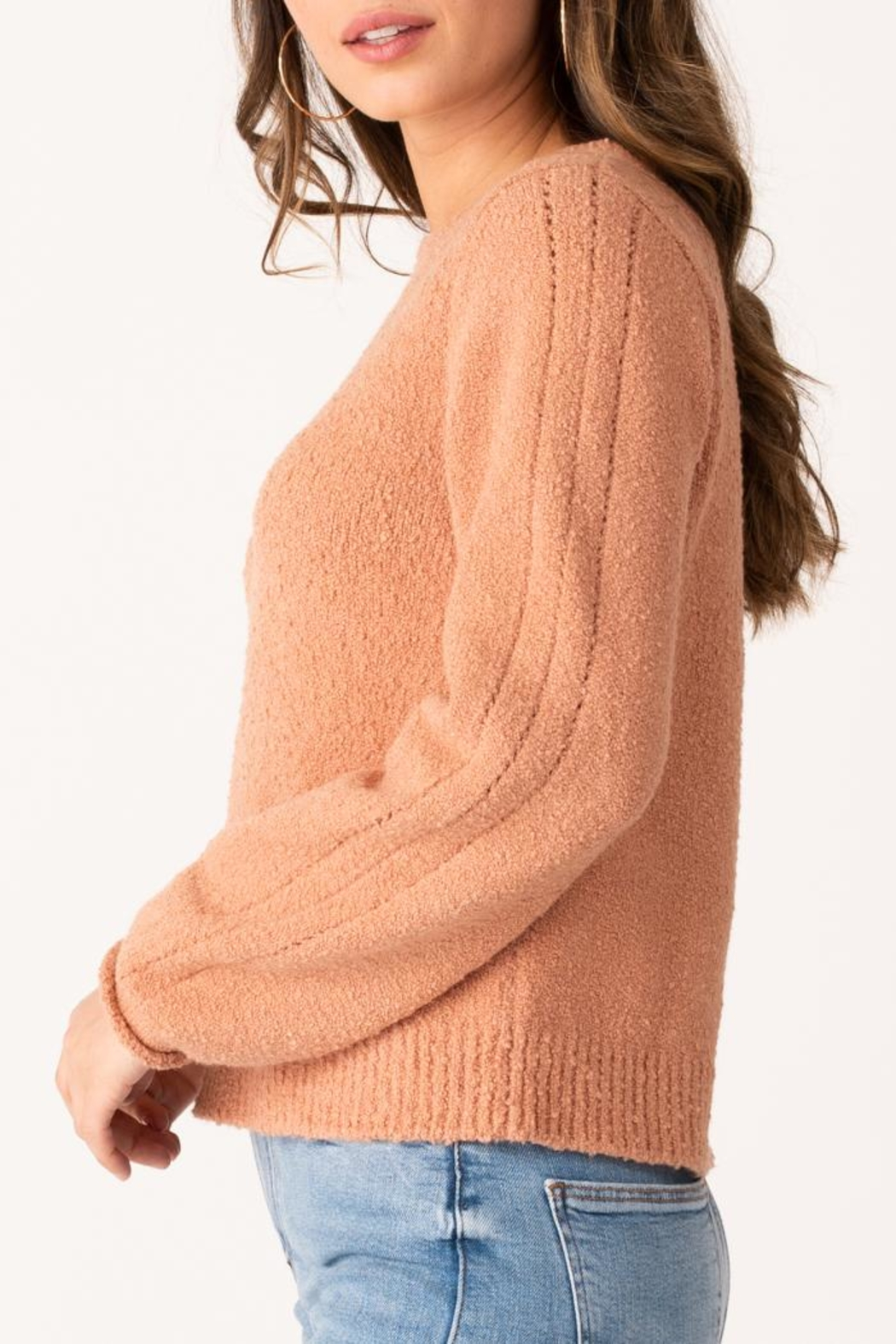 Margaret O'Leary Melody Pullover - Main Image