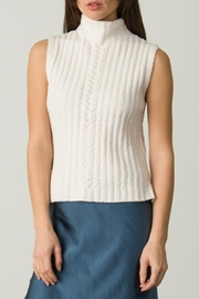 Margaret O'Leary Mock Neck - Product Mini Image