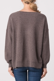 Margaret O'Leary Naya Pullover Top - Back cropped