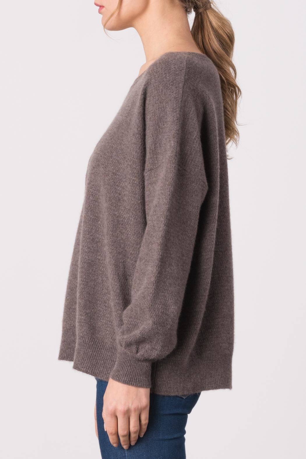 Margaret O'Leary Naya Pullover Top - Side Cropped Image