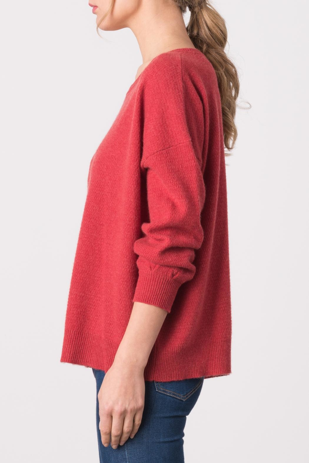 Margaret O'Leary Naya Pullover Top - Front Full Image