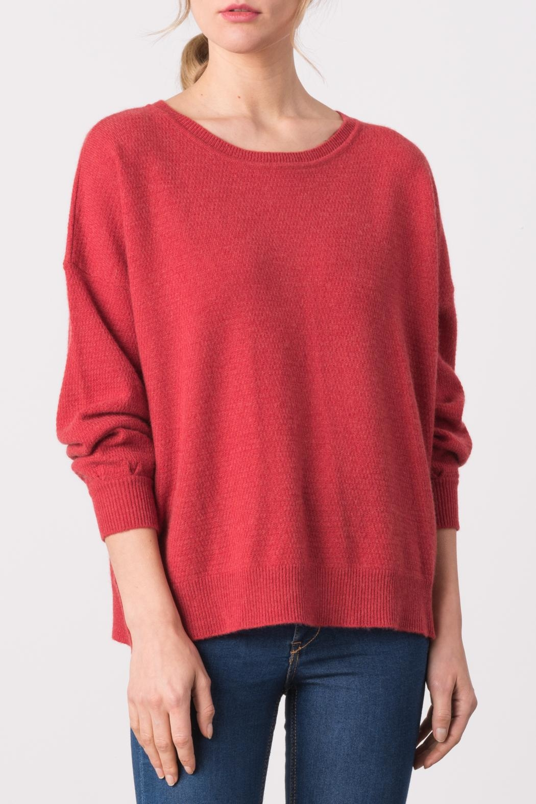 Margaret O'Leary Naya Pullover Top - Front Cropped Image