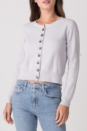 Margaret O'Leary Nicole Cropped Cardigan - Product Mini Image