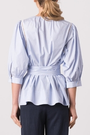 Margaret O'Leary Octavia Top - Back cropped