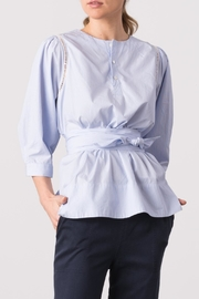 Margaret O'Leary Octavia Top - Front cropped