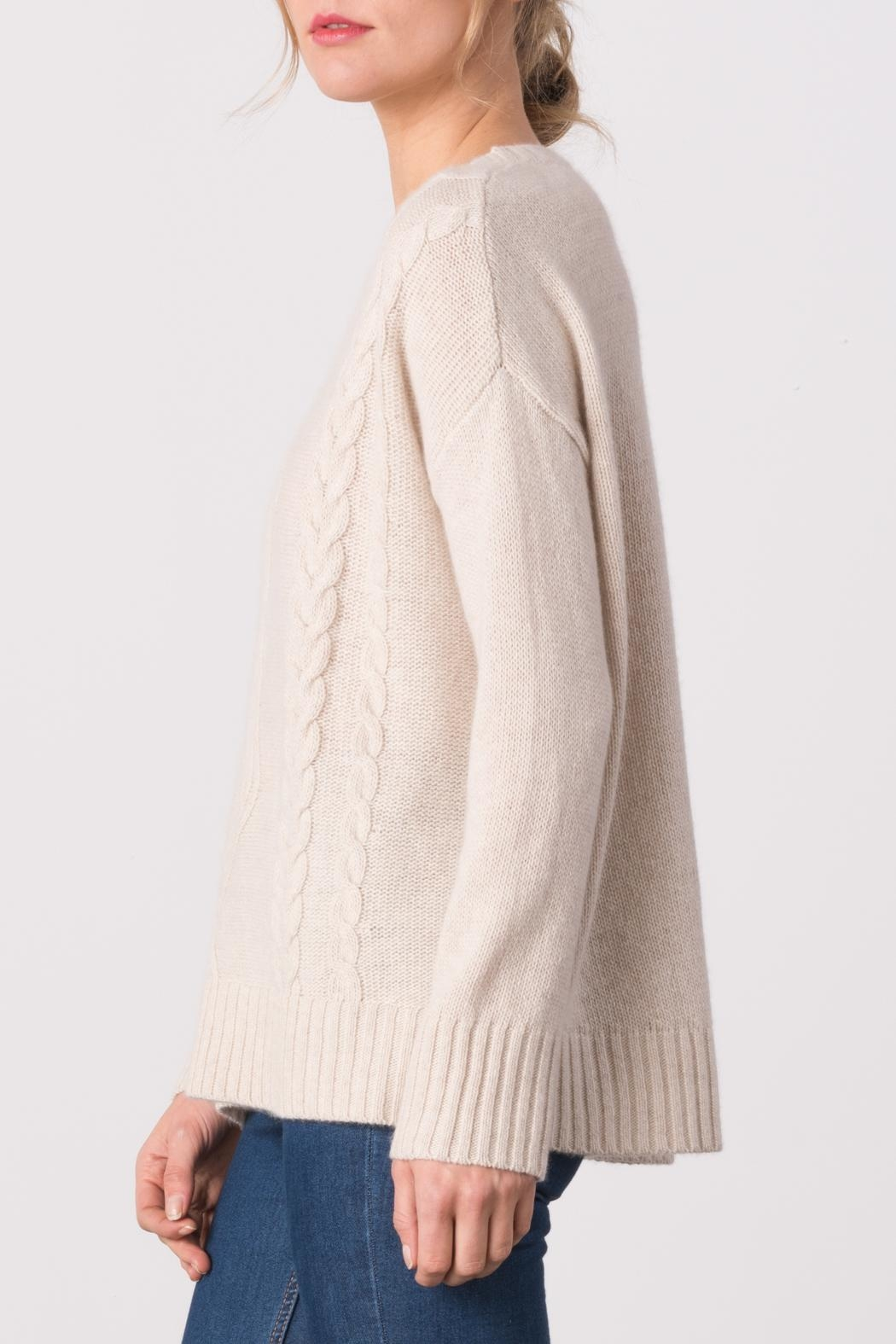 Margaret O'Leary Orla Pullover - Side Cropped Image