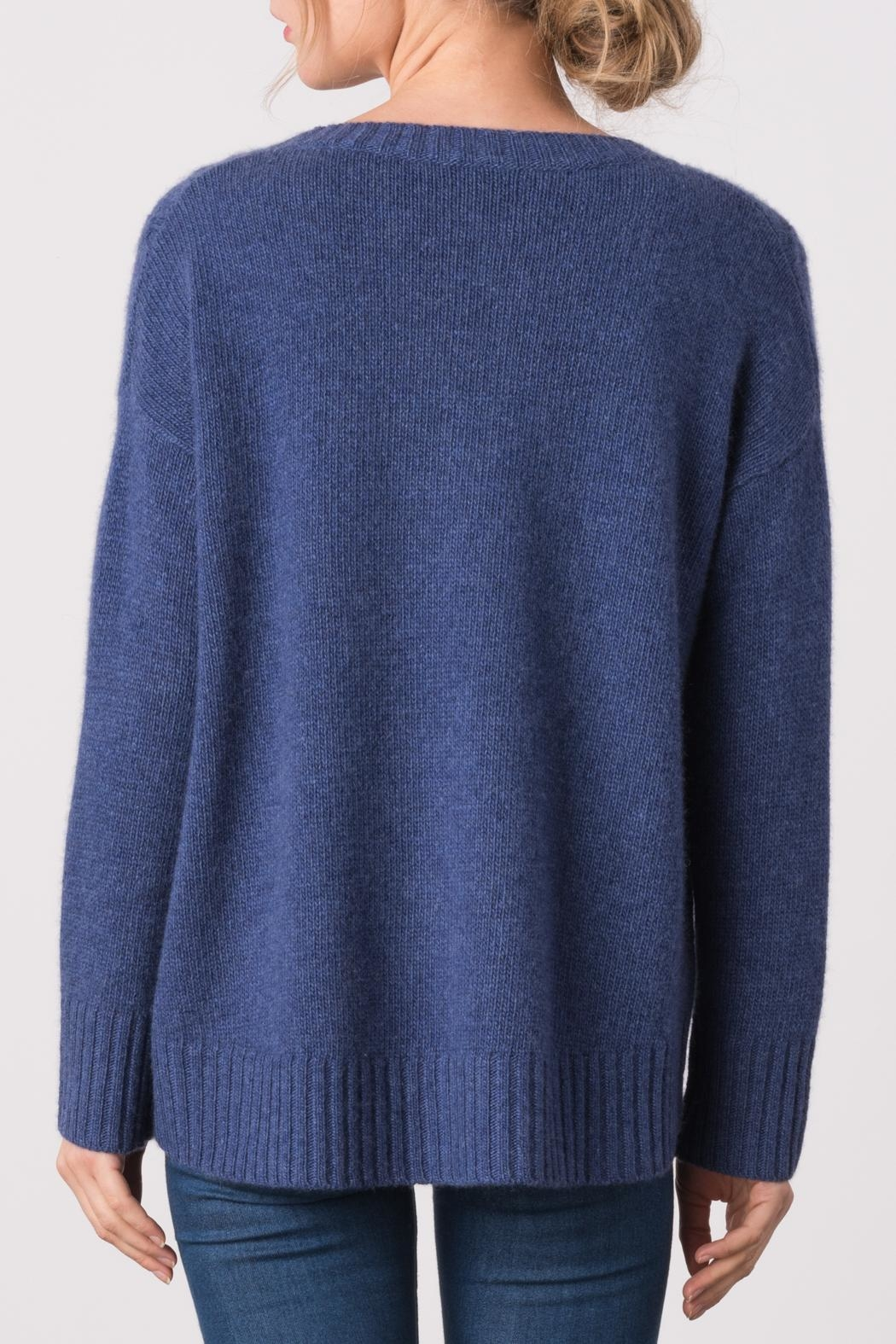 Margaret O'Leary Orla Pullover - Back Cropped Image