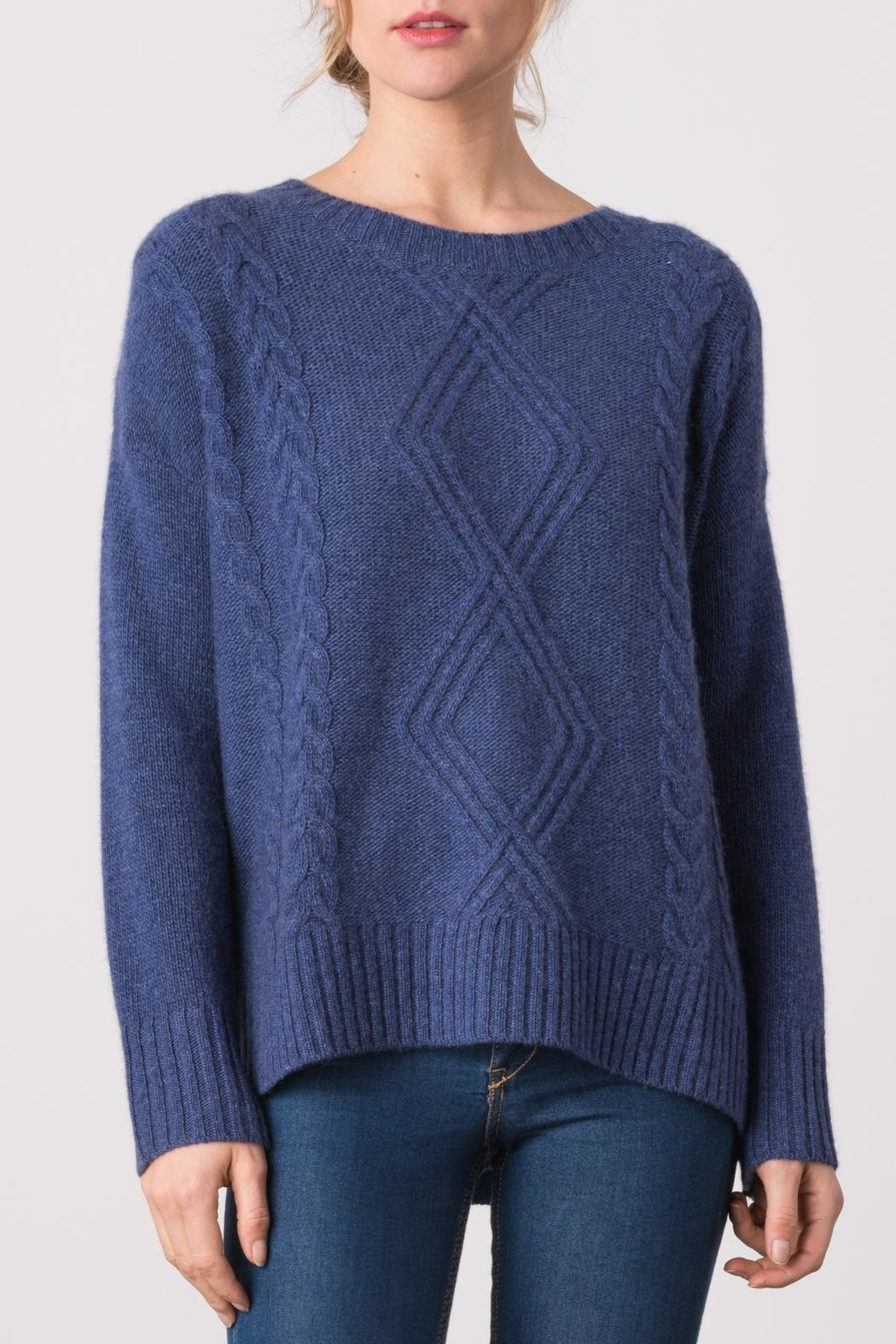 Margaret O'Leary Orla Pullover - Front Full Image