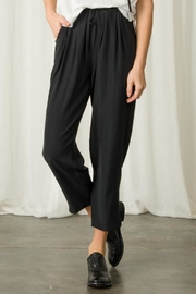 Margaret O'Leary Paperbag Silk Pant - Front cropped