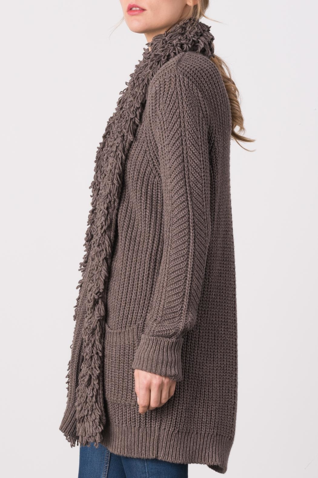 Margaret O'Leary Pia Cardigan - Side Cropped Image