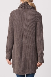 Margaret O'Leary Pia Cardigan - Back cropped