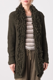 Margaret O'Leary Pia Cardigan - Front cropped