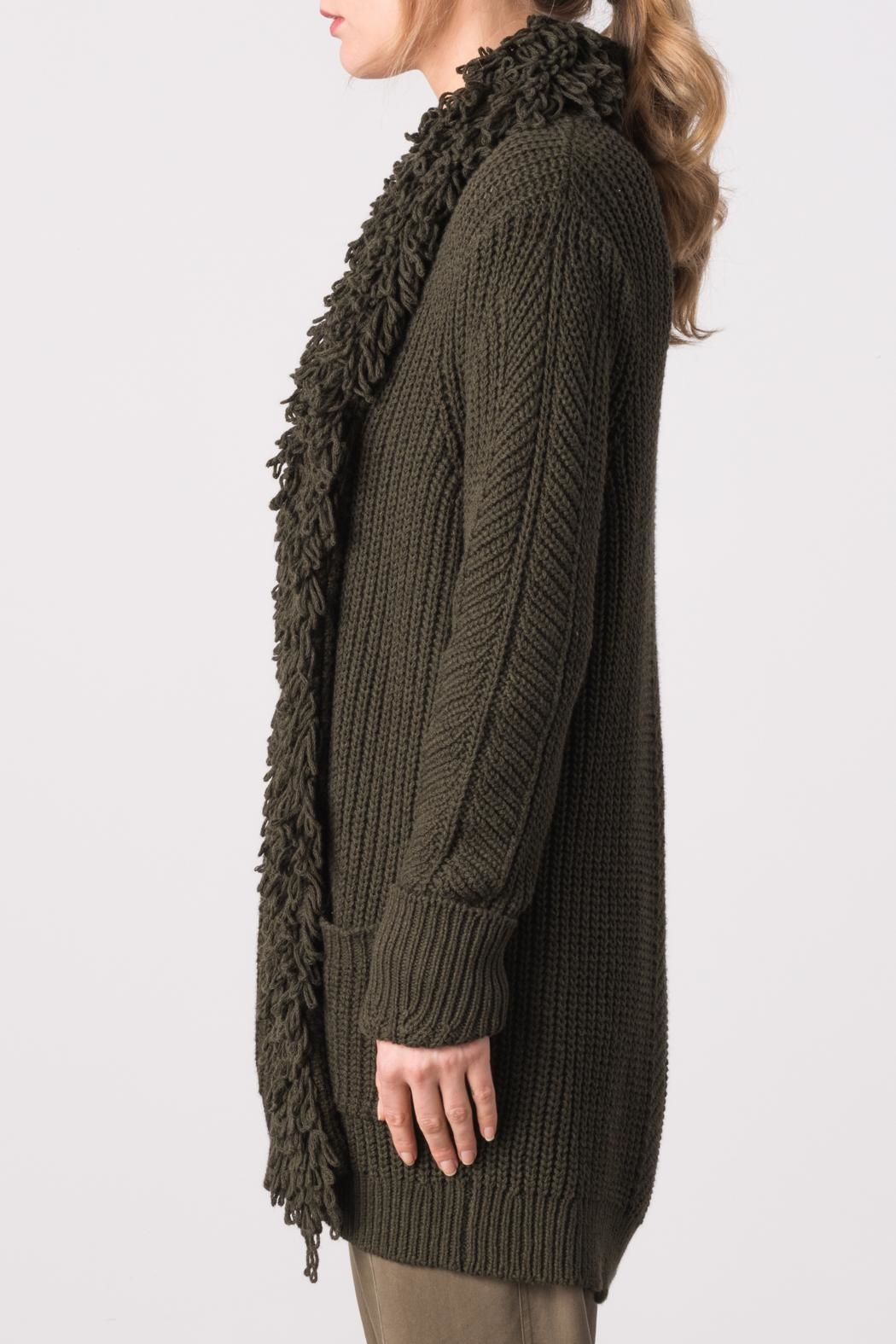 Margaret O'Leary Pia Cardigan - Front Full Image