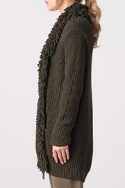 Margaret O'Leary Pia Cardigan - Front full body