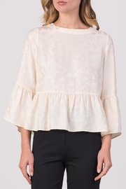 Margaret O'Leary Pippa Top - Front cropped