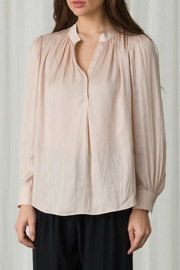 Margaret O'Leary Poet Top - Front cropped
