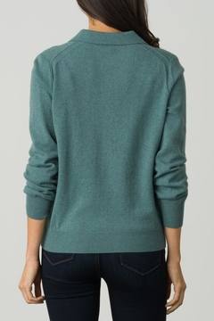 Margaret O'Leary Polo Pullover - Alternate List Image