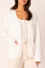 Margaret O'Leary Quilted Jacket - Product Mini Image