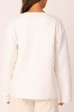 Margaret O'Leary Quilted Jacket - Alternate List Image