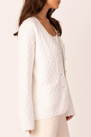 Margaret O'Leary Quilted Jacket - Front full body