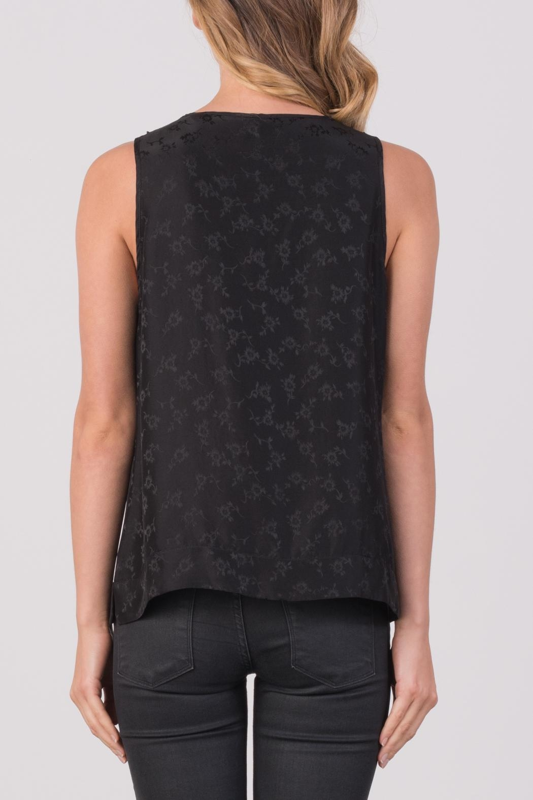 Margaret O'Leary Rachel Tank Top - Side Cropped Image