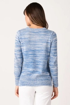 Margaret O'Leary Rami Pullover - Alternate List Image