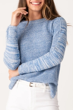 Margaret O'Leary Rami Pullover - Product List Image