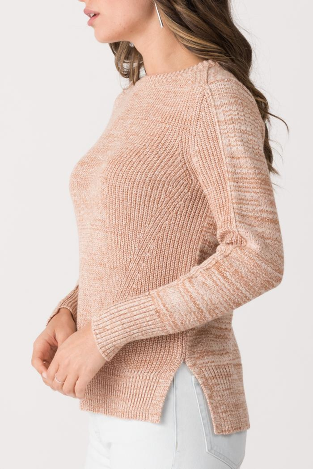 Margaret O'Leary Rami Pullover - Front Full Image