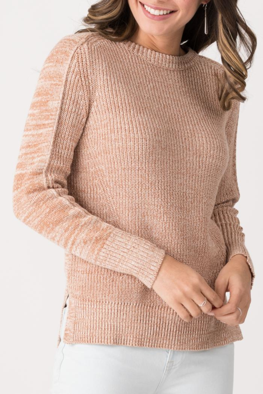 Margaret O'Leary Rami Pullover - Front Cropped Image