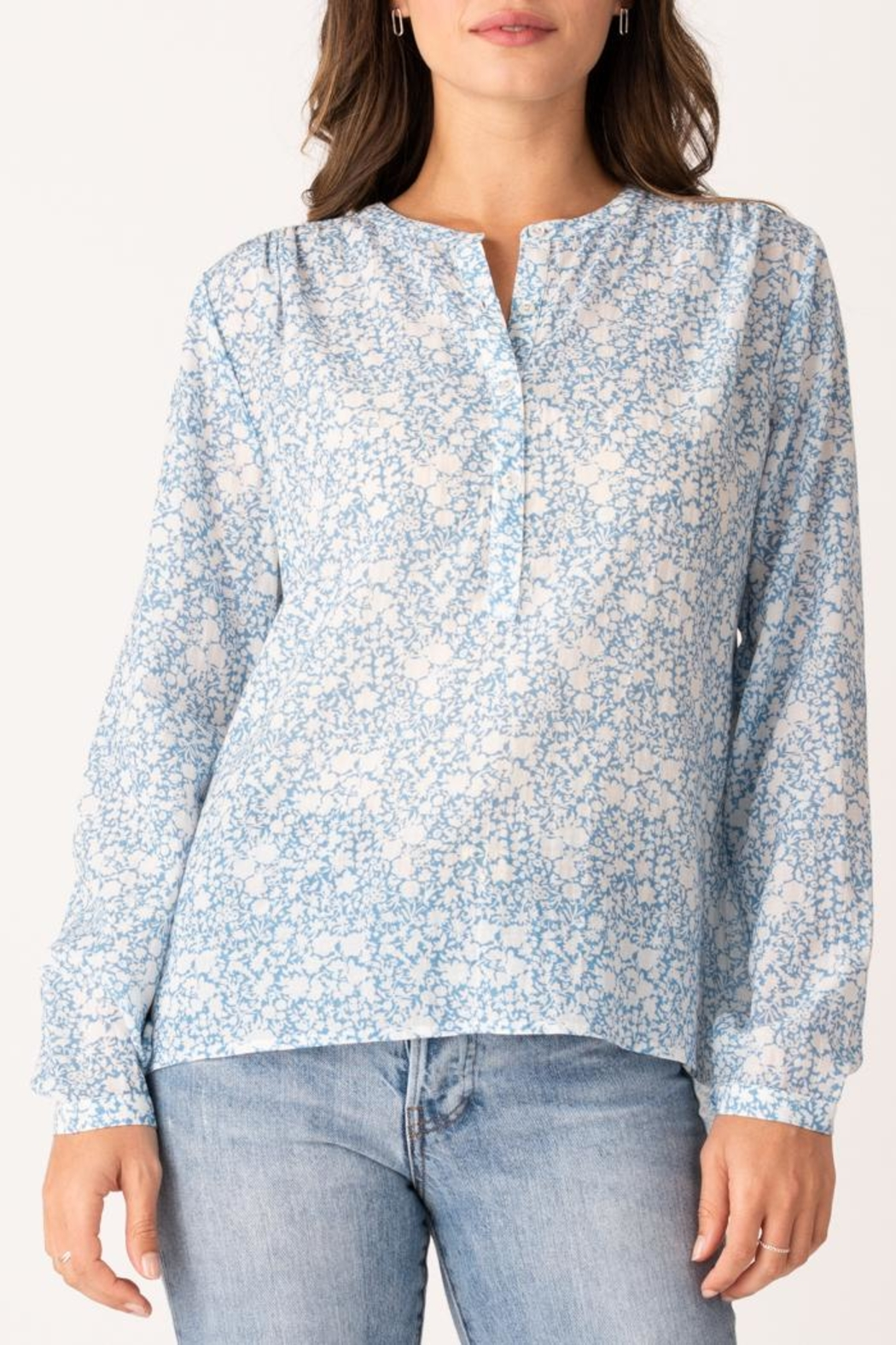 Margaret O'Leary Relaxed Shirt - Main Image